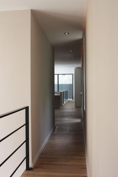 Le couloir