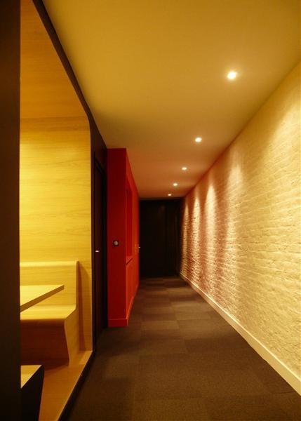 Le couloir - 1