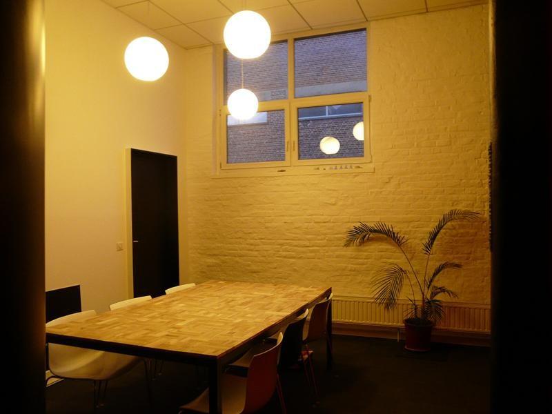 La salle de réunion - 3