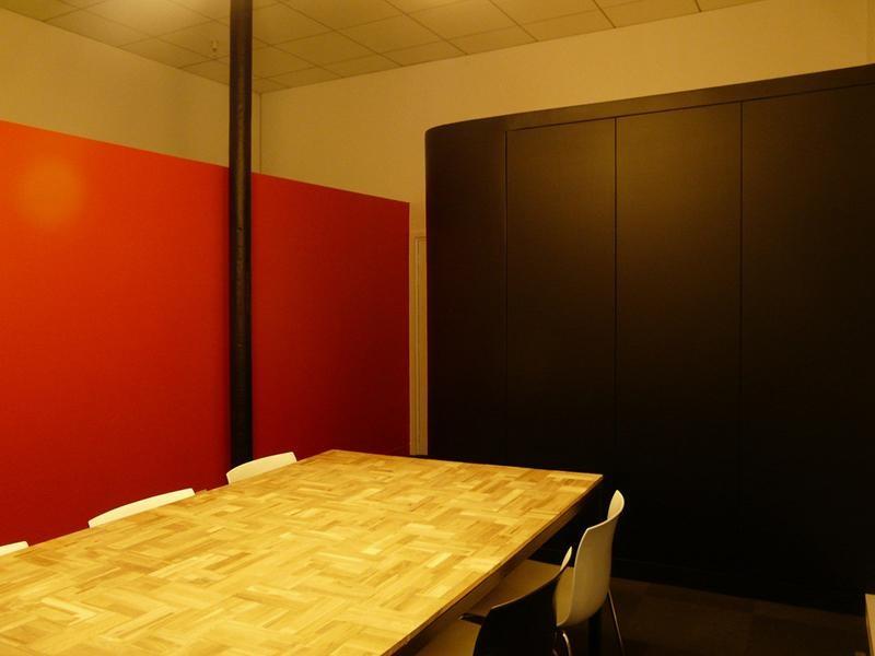 La salle de réunion - 4