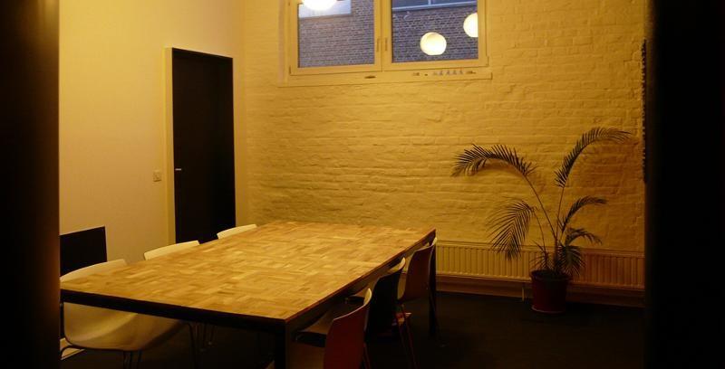 La salle de réunion - 2