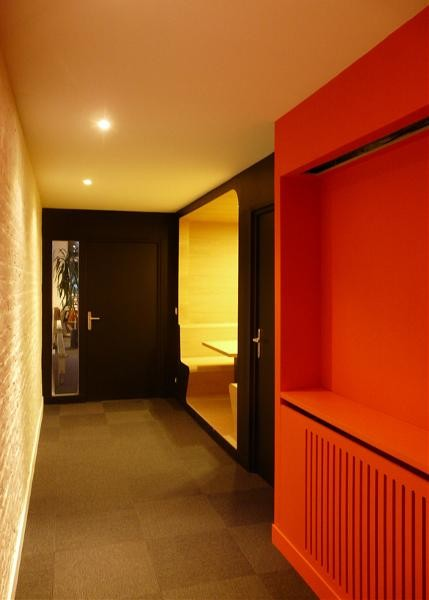 Le couloir - 3