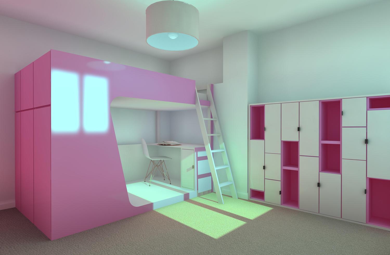 Chambre Mezzanine-15-BD